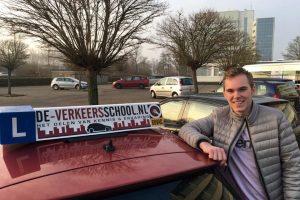 Auto Rijschool De-Verkeersschool.nl Rijles en Rijopleidingen Oosterhout en Breda Geslaagd Rijbewijs